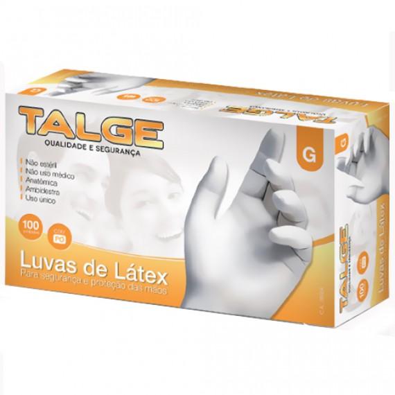 Luva Procedimento Talcada Talge CA28324