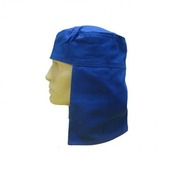 Touca Solda Brim Azul